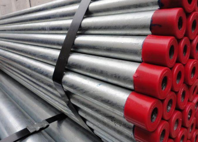 eletrodutos galvanizados