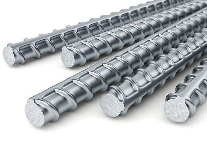 barras de aço